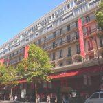 ユーロエステートの地区・治安・生活情報:パリ9区は高級デパートと昔のパリの街並みがある地区