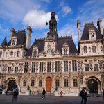 ユーロエステートの地区・治安・生活情報:パリ4区のメトロ:Hôtel de Ville 駅(オテル・ドゥ・ヴィル)