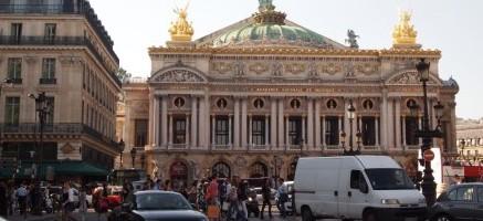 ユーロエステートの地区・治安・生活情報:パリ2区のメトロ:Opera駅(オペラ):パリの中の日本