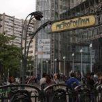 ユーロエステートの地区・治安・生活情報:パリ13区のメトロ:Place d'Italie(プラスディタリー):パリ南東部の中心駅