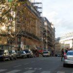 ユーロエステートの地区・治安・生活情報:パリ5区のメトロ:Place Monge駅(プラスモンジュ):住みやすい5区の中心駅