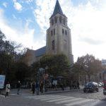 ユーロエステートの地区・治安・生活情報:パリ6区のメトロ: Saint-Germain-des-Prés駅(サンジェルマンデプレ):過去も今もパリの文化の中心