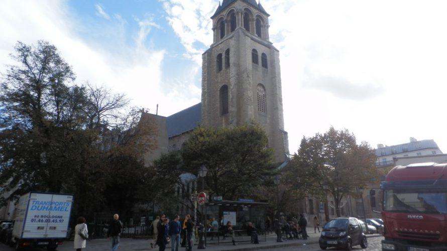 パリ・サンジェルマンデプレ教会