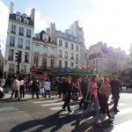 ユーロエステートの地区・治安・生活情報:パリ4区のメトロ:Saint-Paul 駅(サンポール):マレ地区の中心駅