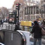 ユーロエステートの地区・治安・生活情報:パリのメトロ:Villiers駅(ヴィリエ):バティニョールの入り口