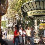 ユーロエステートの地区・治安・生活情報:パリのメトロ:映画アメリの観光やグルメスポットが沢山