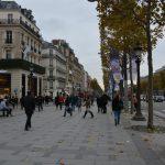 ユーロエステートの地区・治安・生活情報:パリ8区は右岸の高級地区