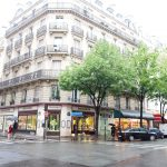 ユーロエステートの地区・治安・生活情報:パリ16区のメトロ:Jasmin駅(ジャスマン):アールヌーボー建築が多数