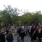 ユーロエステートの地区・治安・生活情報:パリ18区のメトロ:Lamarck – Caulaincourt駅(ラマルク・コーランクール):モンマルトルの丘の上