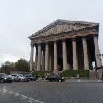 ユーロエステートの地区・治安・生活情報:パリ8区のメトロ:Madeleine駅(マドレーヌ):教会の周りは高級エリア