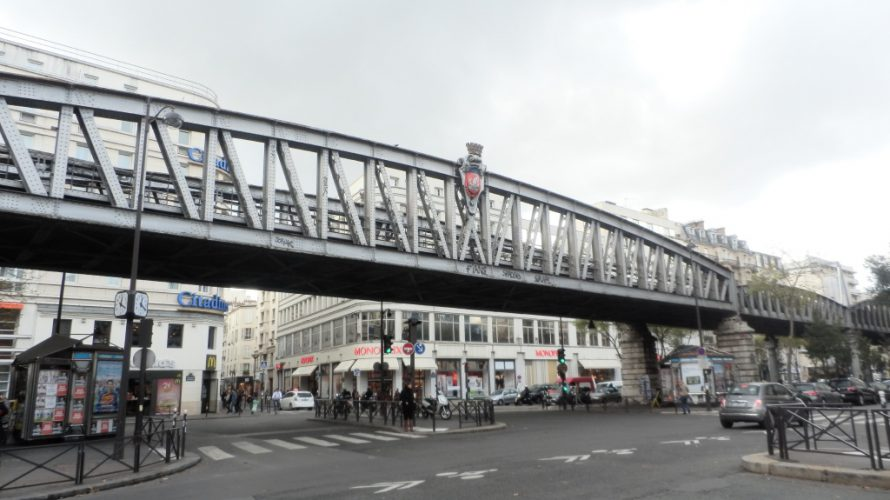 ユーロエステート:メトロピア:ラ・モトピケ・グルネル(La Motte-Picquet – Grenelle)駅前