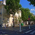ユーロエステートの地区・治安・生活情報:パリ7区のメトロ:La tour Maubourg (ラトゥール モーブール)駅:官公庁のエリア