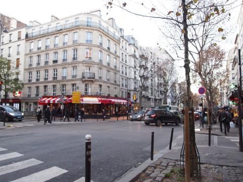 ユーロエステートの地区・治安・生活情報:パリ17区は地元の人たちの日常がある地区
